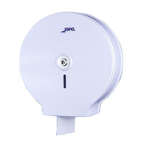 Jofel ae13300Klassische Toilettenpapierhalter groß, 400m, Epoxy