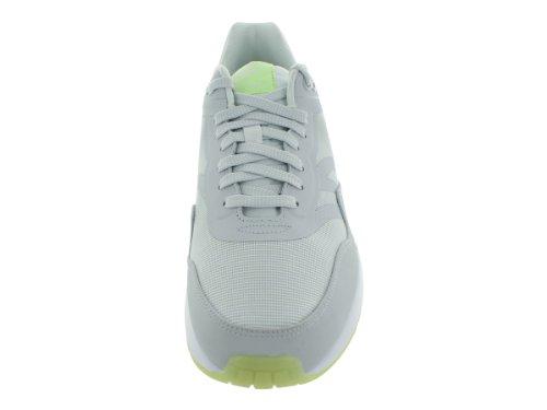 Nike Air Max 1 Essential 537383 Herren Laufschuhe Weiß-Grau-Grün
