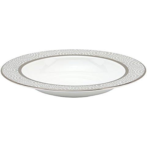 Lenox 830081 granos de la perla Pasta Bowl - Llanta Soup - Paquete de 12