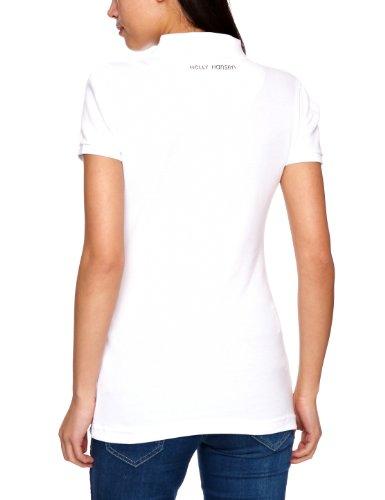 Helly Hansen Damen Poloshirt Breeze Pique weiß
