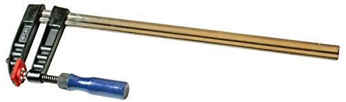 BGS 843 | Schraubzwinge | 120 x 500 mm | Fest- und Gleitbügel aus Temperguss