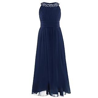 Blaues kleid 164