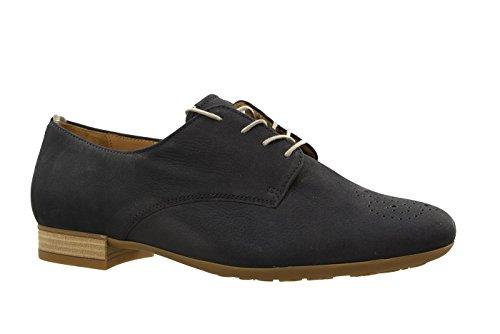 Gabor comfort 22.555.46 femmes Chaussures à lacets Bleu