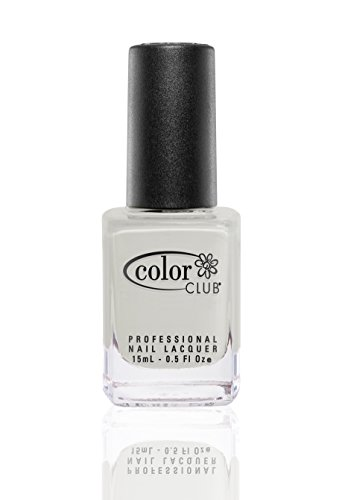 Club de couleur Vernis à ongles, Silver Lake Nombre 1000 15 ml
