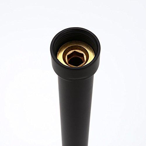 tube de cuivre avec plein d'allonger les douches d'extension plus haut la gestion / levage accessoires tube droit 25 cm