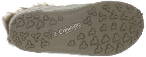 Columbia Minx Mid II Toile Botte white