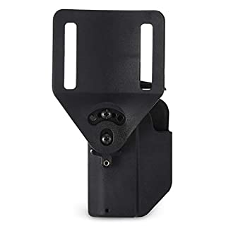 ChaRLes Taktische Auto-Loading-Holster Owb Holster Tasche Für Glock 17 19 23 - Schwarz