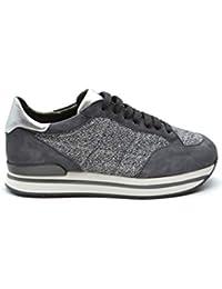 couleur n brillante beaucoup à la mode design professionnel Amazon.fr : hogan femme - Chaussures : Chaussures et Sacs