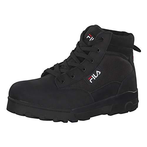 Fila Boots Herren Grunge MID Black, Schuhgröße:42
