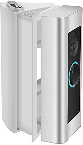 KIMILAR Ring Video Doorbell Pro Winkel Verstellbare Montagehalterung Weiß