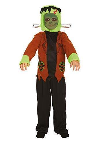 D/UP CHILD MONSTER SMALL 4-6 YRS