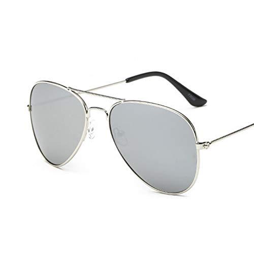 Kjwsbb Sonnenbrille-Frauen-Spiegel-Retro- Sonnenbrille für Weinlese-Sonnenbrille-weibliches Schwarzes
