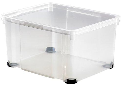 Curver 01951-001-00 Multifunktionsbox Unibox III - L, 30 L, transparent