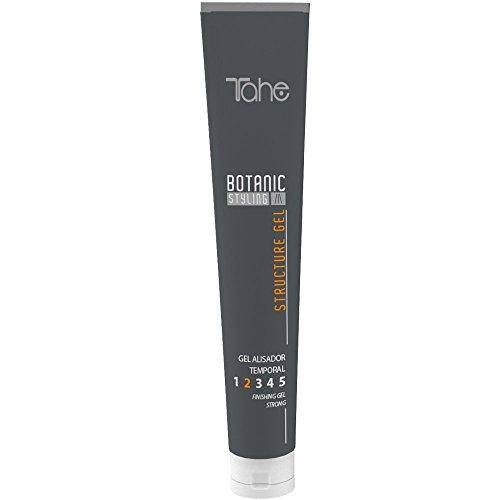 Tahe Botanic Styling Gel Alisador de Pelo Temporal Structure Gel Fijación 2, 60 ml