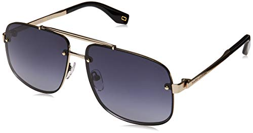 Marc Jacobs Sonnenbrillen (MARC-318-S 2M29O) gold - schwarz - blau-grau verlaufend