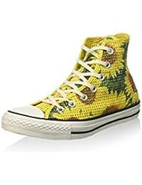 Converse All Star Hi Can Perf Print - Zapatillas abotinadas Mujer
