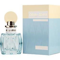 cheap for discount 29ef1 1e2de Miu Miu L'Eau Bleue By Miu Miu Eau De Parfum Spray 1.7 Oz