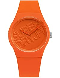5d932ca40dbb Amazon.es  Superdry - Naranja  Relojes