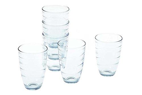 Pasabahce acqua vetro set 6pezzi mexico blu 52460di vetro blu 6persone lavabile in lavastoviglie bicchieri acqua bicchiere set bardak tazza blu limo occhiali limo vetro