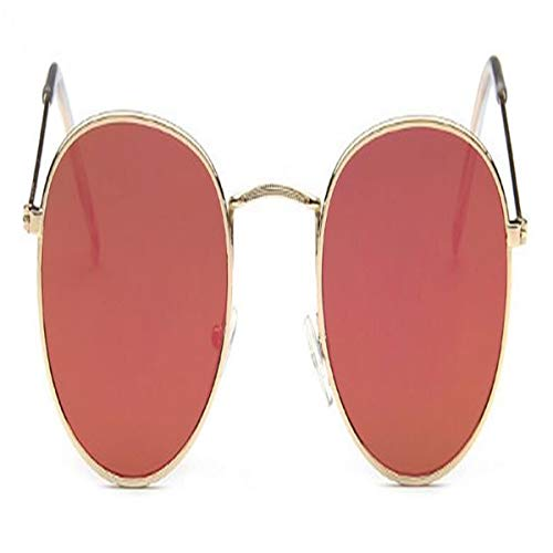 Sport-Sonnenbrillen, Vintage Sonnenbrillen, NEW Retro Round Sunglasses Women Sun Glasses For Women Alloy Mirror Sun Glasses Female Summer Style C4