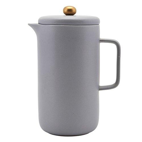 Milchgie/ßer House Doctor Milchk/ännchen Farbe: Grau Pot