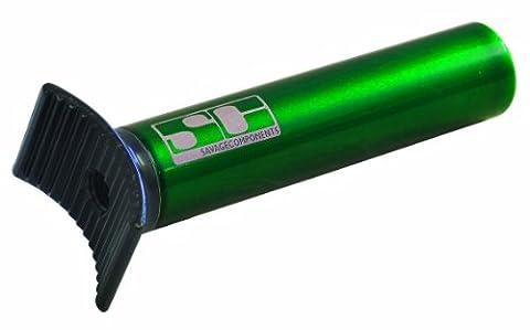 Savage Seat Post Pivotal - Green, 25.4 x 110 mm