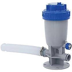 Bestway Flowclear Chlorzusetzer Aquafeed mit Dosiereinstellung
