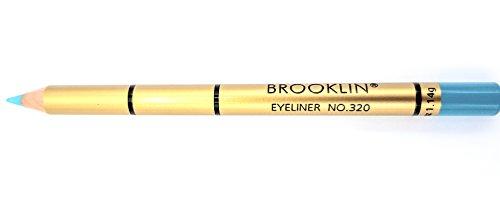 Brooklin Augenstift N320 Türkis Grün Wasserdicht Langfristig