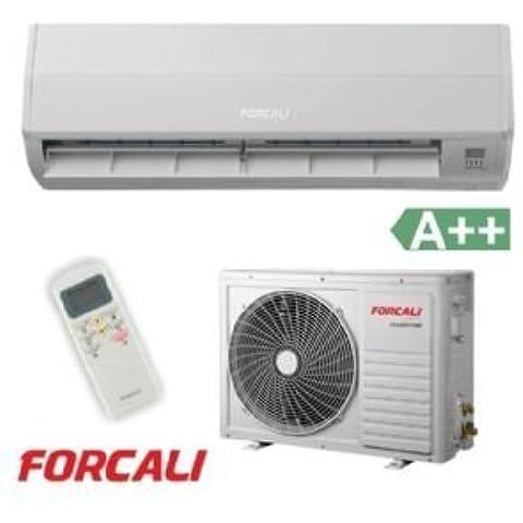 Aire Acondicionado 4500 Frig.FORCALI Frio/Calor Inverter Serie TITANIUM FSP-18DCN
