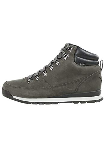 THE NORTH FACE Herren M B2b Redux Leather Trekking-& Wanderstiefel, Grau (Zinc Grey/Ebony Grey H73), 44 EU