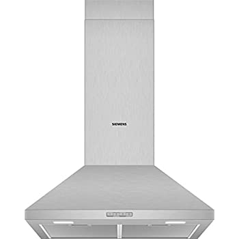 siemens lc64pbc50 dunstabzugshaube wandhaube 60 cm l fterleistung metall fettfilter edelstahl. Black Bedroom Furniture Sets. Home Design Ideas