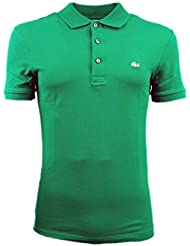 POLO LACOSTE PH4014-S6W SLIM FIT GREEN