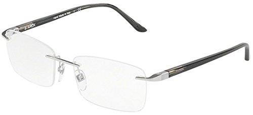 Starck eyes occhiali da vista 0sh2023 silver uomo