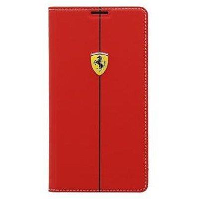 Ferrari Booktype Formula 1 Case für Samsung G900F Galaxy S5 Red