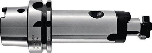 OCH Kombiaufsteckfräsdorn DIN 69893A Spann-D.22mm HSK-A63 Auskrag-L.100mm EROGLU
