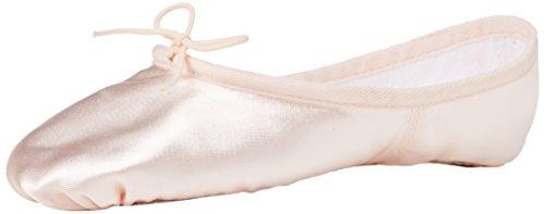 Bloch Debut I Satin, Chaussures de Danse Classique Fille