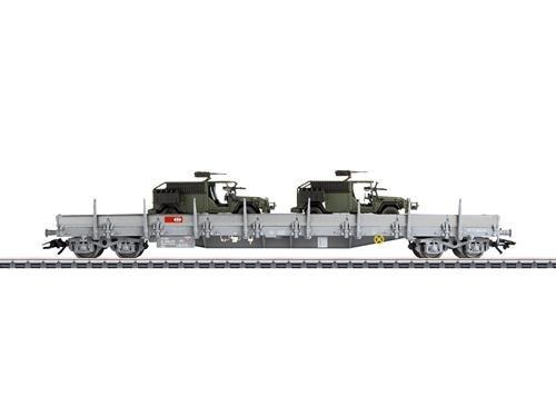 Märklin 47068 - Niederbordwagen Res, SBB/CFF/FFS, Spur H0