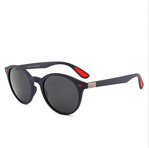 SUNHAO Sonnenbrille Herren Männer Fahren polarisierte Sportbrillen Angeln Golf Brille Schutz Stil ultraleichte Aviator Spiegel Retro UV-Schutz