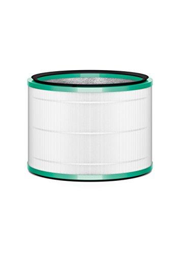 Dyson EVO Ersatzfilter (für den Pure Cool Link Tisch-Luftreiniger und Hot und Cool Link Luftreiniger / HEPA-und Aktivkohle-Filter zur Entfernung von Allergenen, Schadstoffen und Gerüchen aus der Luft)