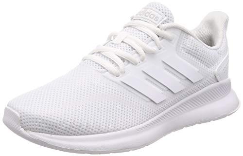 adidas Damen RUNFALCON Laufschuhe, Weiß Footwear White/Core Black 0, 38 2/3 EU