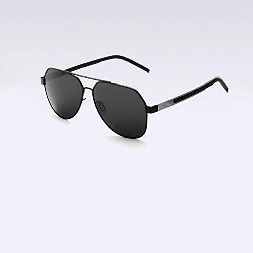 Defect Men es Leichte Edelstahl HD-polarisierte Sonnenbrille Outdoor-Sportarten Reiten Strand Beste Sonnenschirm