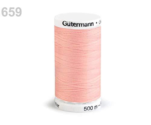 1pc 659 Rose Shadow Polyester Fäden 500 M Gütermann, Nähen, Kurzwaren -