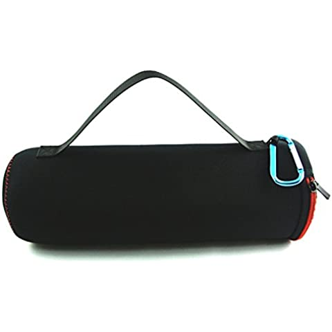 xberstar Custodia morbida per Beats pillola XL altoparlante Diving Suit materiale con cerniera