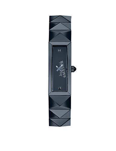 Montre Femme - Jean Paul Gaultier - Mini Punk - Acier PVD Bleu - Bracelet Acier PVD Bleu - 33 * 13,5mm - 8504004