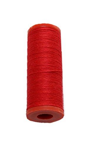 Handzwirn Zwirn Nähzwirn Polyester 20/3 rot 50 m (0003)