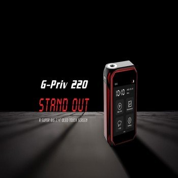 SMOK G-PRIV 220Watt Touch Screen Akkuträger von Smoktech