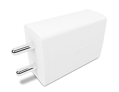 MTT Dual Port 2.1 Ampere Premium USB Charger (White)