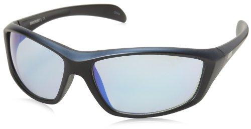 UNIONBAY Union Bay Women's U677 Sport Sunglasses,Black Blue,66 mm