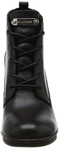 Tommy Hilfiger Herren J1285akima 7a Bootschuhe Schwarz (Black)