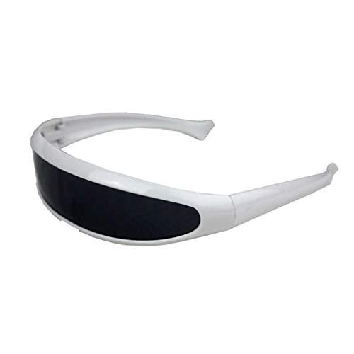 Männer Damen Platz Brillen Rosennie Mode Klassische Gläser Damen Herren Vintage gespiegelten Sonnenbrillen Outdoor Sports Unisex Brille UV400 100% UV-Schutz Runde Goggles Flieger Gläser (K)